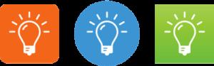 Tageslichtlampe Testzentrum logo